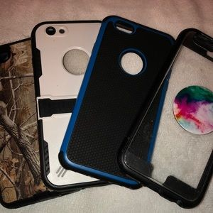 Other - multiple iphone 6/6s cases